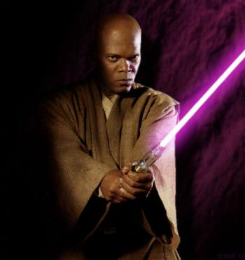 Mace Windu...Resident Bad Ass