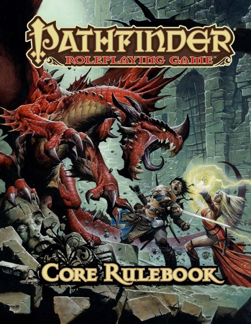 Pathfinder RPG Cover